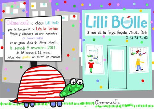 Invit Lillibulle.BD