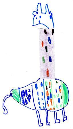Girafe.Timoléon