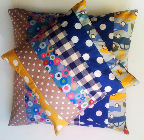 Cl menceg linge de lit for Housse de coussin 35x35