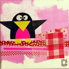 Pingouin20x202rose_1